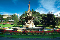 The Ross Fountain, Princes Street Gardens, Edinburgh