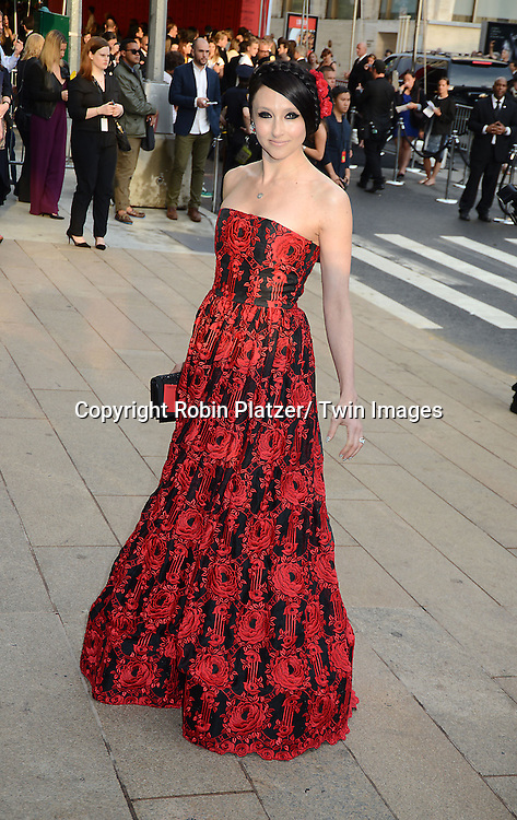 Stacey Bendet attends The 2013 CFDA Fashion Awards on June 3, 2013 at Alice Tully Hall in New York City.