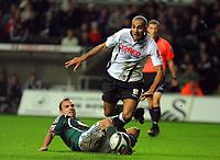 2009 12 08 Coca Cola Championship, Swansea City v Plymouth Argyle, Liberty Stadium, Swansea, UK.