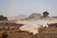 January 7th 2020, Neom, Saudi Arabia;  403 Despres Cyril fra, Horn Mike che, OT3, Red Bull Offroad Team USA, SSV during Stage 3 of the Dakar 2020  of 489 km