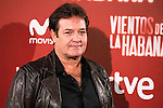 "Jorge Perugorria attends to the presentation of the spanish film ""Vientos de la Habana"" in Madrid. September 27, 2016. (ALTERPHOTOS/Borja B.Hojas)"