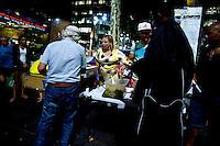 Rami and Friends, Occupy Sydney 18.01.13