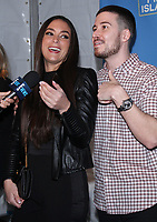 NEW YORK, NY April 20, 2017  Samantha Giancola, Vinny Guadagnino attend Logo's Fire Island Premiere Party  at Atlas Social Club  in New York April 20,  2017. Credit:RW/MediaPunch