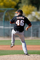 Daniel Turpen - San Francisco Giants - 2009 spring training.Photo by:  Bill Mitchell/Four Seam Images