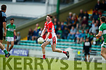 Dara Ó Sé West Kerry in action against  Legion in the Quarter Final of the Kerry Senior County Championship at Austin Stack Park on Sunday.