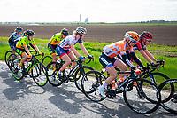 Picture by Alex Whitehead/SWpix.com - 03/05/2018 - Cycling - 2018 Asda Women's Tour de Yorkshire - Stage 1: Beverley to Doncaster - Megan Guarnier of Boels Dolmans.