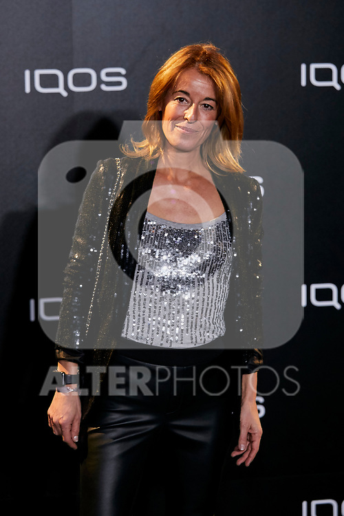Monica Martin Luque attends to IQOS3 presentation at Palacio de Cibeles in Madrid, Spain. February 13, 2019. (ALTERPHOTOS/A. Perez Meca)