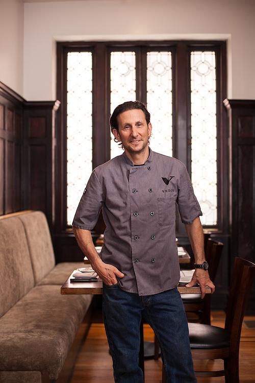 Vedge Chef Richard Landau
