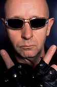 Oct 20, 2002: JUDAS PRIEST - ROB HALFORD Photosession in Paris France