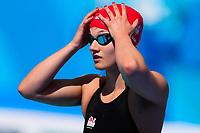 Picture by Alex Whitehead/SWpix.com - 06/04/2018 - Commonwealth Games - Swimming - Optus Aquatics Centre, Gold Coast, Australia - Jessica Jackson of England during the Women's 50m Freestyle heats.