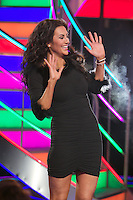 www.acepixs.com<br /> <br /> January 27 2017, Borehamwood<br /> <br /> Jessica Cunningham is evicted from the Celebrity Big Brother house at Elstree Studios on January 27, 2017 in Borehamwood, England. <br /> <br /> By Line: Famous/ACE Pictures<br /> <br /> <br /> ACE Pictures Inc<br /> Tel: 6467670430<br /> Email: info@acepixs.com<br /> www.acepixs.com