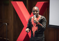 "Kenyan photo-activist Boniface Mwangi talks about how ""Love is the answer.""<br />