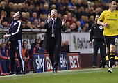 19/04/2016 Sky Bet League Championship  Burnley v Middlesbrough<br /> \Sean Dyche