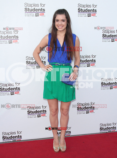 UNIVERSAL CITY, CA - JULY 22: Alex Frnka at the 2012 Staples For Students 'Party' For A Cause hosted by Staples, DoSomething.org and Bella Thorne at the Globe Theatre at Universal Studios on July 22, 2012 in Universal City, California &copy; mpi21/MediaPunch Inc. /NortePhoto.com*<br />