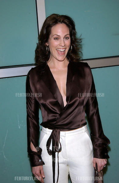 Actress ANNABETH GISH at the world premiere, in Hollywood, of How To Lose A Guy In Ten Days..27JAN2003.   © Paul Smith/Featureflash