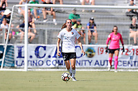 Cary, North Carolina  - Saturday July 01, 2017: Sarah Killion during a regular season National Women's Soccer League (NWSL) match between the North Carolina Courage and the Sky Blue FC at Sahlen's Stadium at WakeMed Soccer Park. Sky Blue FC won the game 1-0.