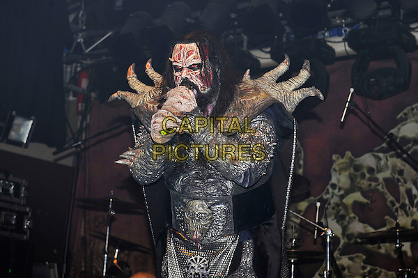Lordi performing in concert | CAPITAL PICTURES