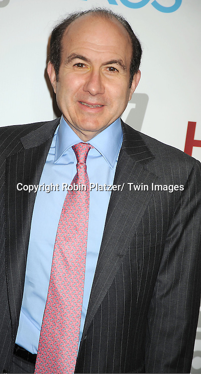 "Philippe Dauman attends the TV Land Party for the  premieres of ""Hot In Cleveland"" and ""The Exes""  on November 29, 2011 at SD26 in New York City. the party also celebrated Toys for Tots."