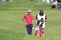 Joakim Lagergren (SWE) on the 7th hole during Saturday's Round 3 of the 2018 Turkish Airlines Open hosted by Regnum Carya Golf &amp; Spa Resort, Antalya, Turkey. 3rd November 2018.<br /> Picture: Eoin Clarke | Golffile<br /> <br /> <br /> All photos usage must carry mandatory copyright credit (&copy; Golffile | Eoin Clarke)