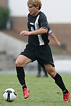 31 August 2008: VCU's David Rosenbaum. The University of North Carolina Tar Heels defeated the Virginia Commonwealth University Rams 1-0 in overtime at Fetzer Field in Chapel Hill, North Carolina in an NCAA Division I Men's college soccer game.