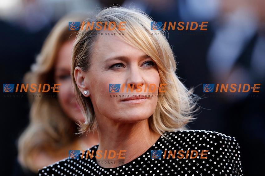 Robin Wright<br /> Cannes 17-05-2017 70&deg;Edizione Festival del Cinema di Cannes. Cerimonia d'apertura<br /> Foto Panoramic / Insidefoto