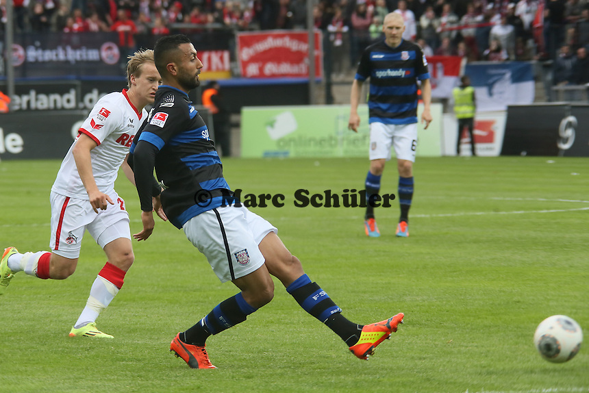 Joan Oumari (FSV) - FSV Frankfurt vs. 1. FC Koeln, Frankfurter Volksbank Stadion