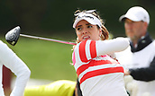 30th September 2017, Windross Farm, Auckland, New Zealand; LPGA McKayson NZ Womens Open, third round;  Mexicos Gaby Lopez