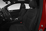 Front seat view of 2016 Mercedes Benz GLE-Class-Coupe GLE450-AMG 5 Door SUV Front Seat  car photos