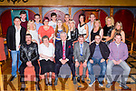Martin O'donoghue, firies who celebrated hi 50th birthday with his family and friends in the Killarney avenue Hotel on Saturday night