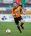 Alloa's Mark Docherty.
