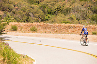 Mountain Biking on Glendora Mountain Ridge Road