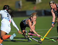121215 International Women's Hockey - NZ Black Sticks v India