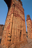 Quwat-ul-Islam Moschee in Qutb Minar, Delhi, Indien, Unesco-Weltkulturerbe