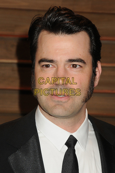 02 March 2014 - West Hollywood, California - Ron Livingston. 2014 Vanity Fair Oscar Party following the 86th Academy Awards held at Sunset Plaza. <br /> CAP/ADM/BP<br /> &copy;Byron Purvis/AdMedia/Capital Pictures