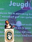 AMERSFOORT - Renate Roeleveld  van Sluispolder.  Nationaal Golf Congres & Beurs (Het Juiste Spoor) van de NVG.     © Koen Suyk.