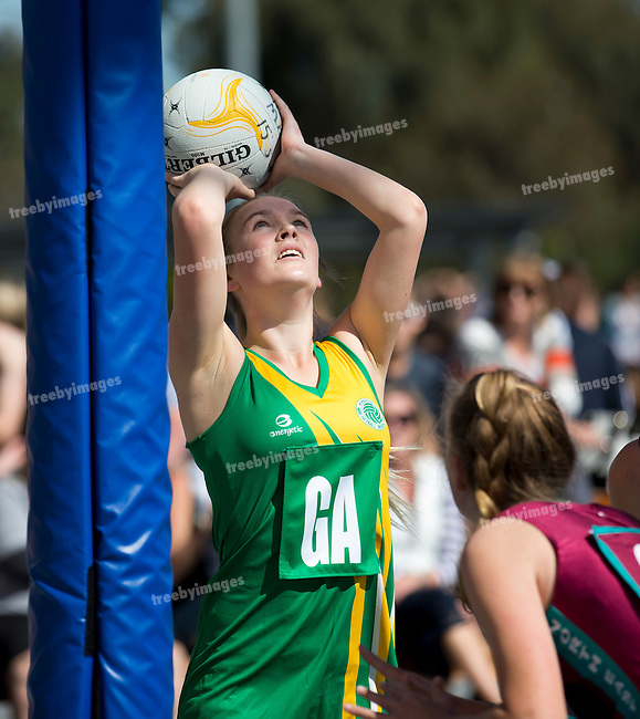 4/10/2014<br /> Netball Victoria<br /> State Titles 2014<br /> <br /> <br /> <br /> Photo: Grant Treeby/Netball Victoria