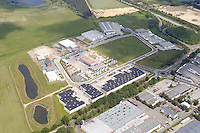 Deutschland, Schleswig-Holstein, Glinde, Gewerbegebiet, Moellner Landstrasse