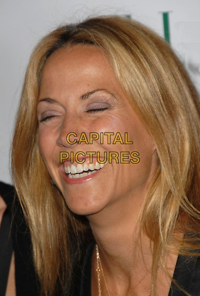 SHERYL CROW.Attends The Elle is Going Green Party and Concert held at Boulevard3 in Hollywood, California, USA..April 5th, 2007 .headshot portrait laughing smiling .CAP/DVS.©Debbie VanStory/Capital Pictures