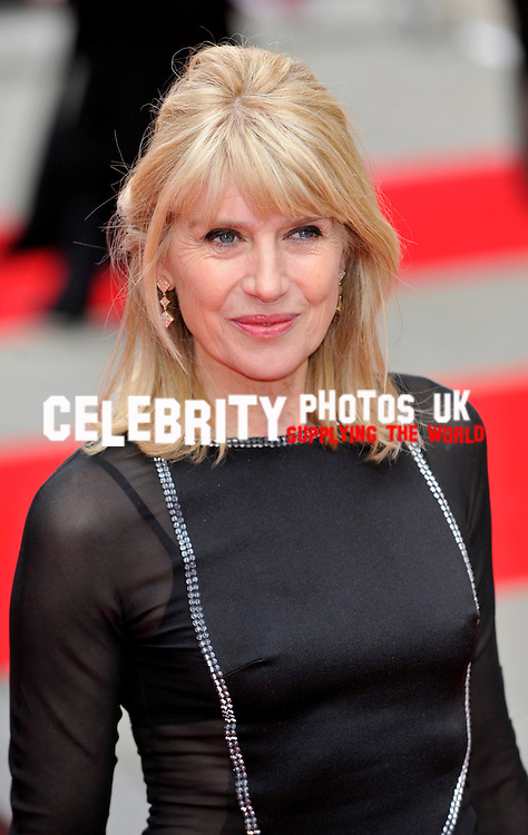 Selina Scott  attends The Laurence Olivier Awards at the Royal Opera House on April 28, 2013 in London Picture By: Brian Jordan / Retna Pictures.. ..-..