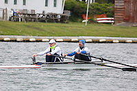 Crew: 222  EVE-EVANS  Evesham Rowing Club  Op MasE 2x<br /> <br /> Abingdon Spring Head 2019<br /> <br /> To purchase this photo, or to see pricing information for Prints and Downloads, click the blue 'Add to Cart' button at the top-right of the page.