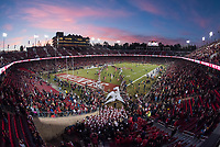 Stanford Football vs Cal, November 18, 2017