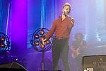 Singer David Bisbal during La Voz in concert.July 11, 2019. (ALTERPHOTOS/Johana Hernandez)