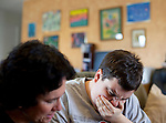 "Ann Hart's son, John, is a 24-year-old man with autism. John uses a voice communication device called a ""mini merc"" with his mother's guidance. Ann serves as the President of the Autism Society's Greater Austin Chapter...."