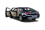 Car images of 2018 Buick LaCrosse Essence 4 Door Sedan Doors