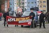 15-03-21 NPD & Pro Deutschland Kundgebungen Köpenick