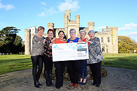 Pictured L-R: Julie Amphlett, Julie Saunders, Louise Ward, SIan Jones, Doreen Thompson and Jean Cairns. Wednesday 08 November 2017<br />