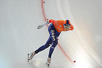 SPEED SKATING: HAMAR: Vikingskipet, 05-03-2017, ISU World Championship Allround, 10.000m Men, Patrick Roest (NED), ©photo Martin de Jong