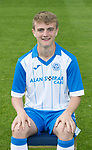 St Johnstone FC Season 2017-18 Photocall<br />Cameron Ballantyne<br />Picture by Graeme Hart.<br />Copyright Perthshire Picture Agency<br />Tel: 01738 623350  Mobile: 07990 594431