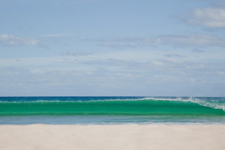Sea scape. Tasmania. Australia.