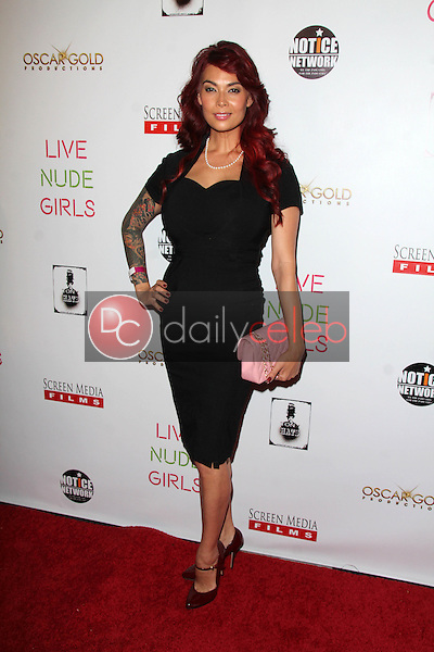 Tera Patrick<br />